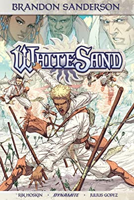 Brandon Sanderson's White Sand Vol. 1
