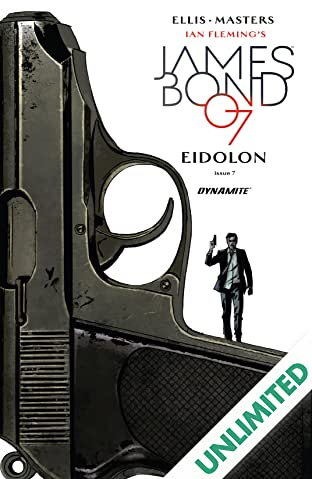 James Bond #7: Digital Exclusive Edition