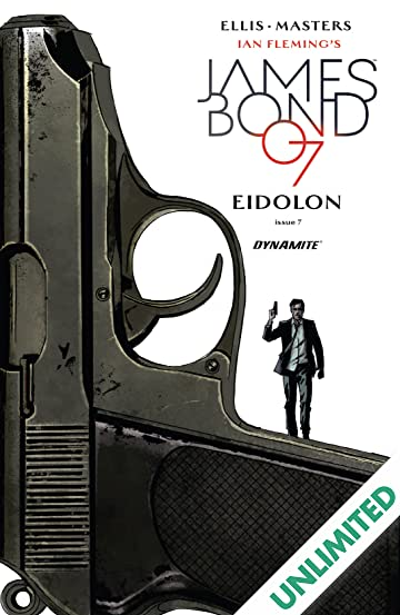 James Bond (2015-2016) #7: Digital Exclusive Edition