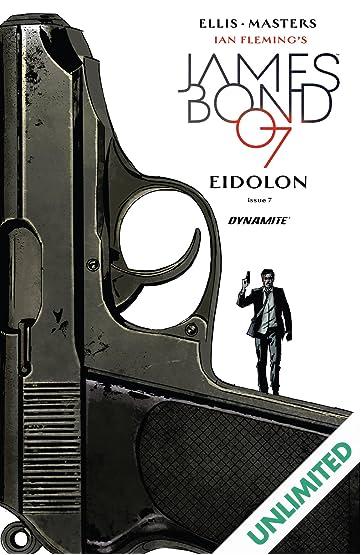 James Bond #7: Digital Exclusive Edition