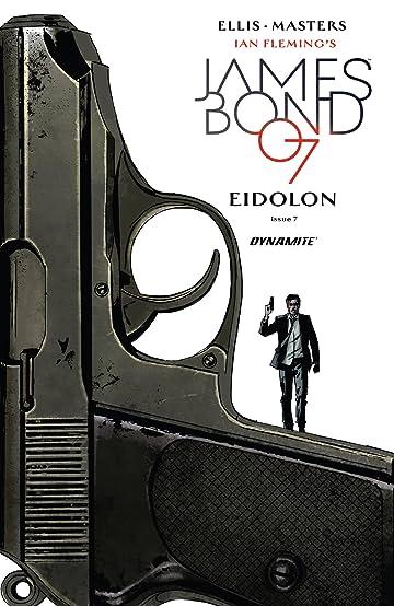 James Bond (2015-2016) No.7: Digital Exclusive Edition