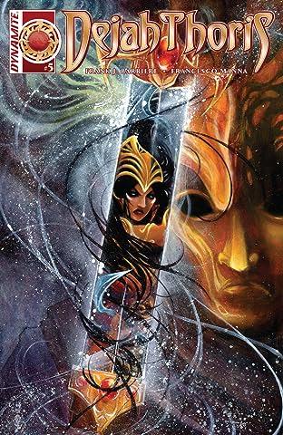 Dejah Thoris #5: Digital Exclusive Edition