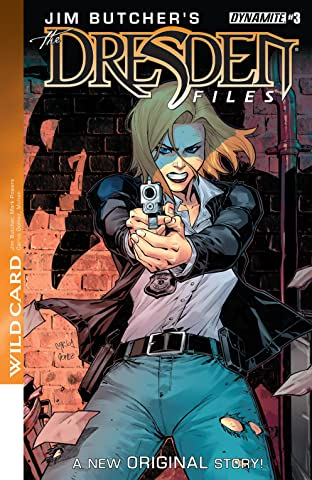 Jim Butcher's The Dresden Files: Wild Card #3: Digital Exclusive Edition