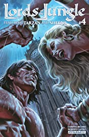 Lords Of The Jungle #4: Digital Exclusive Edition