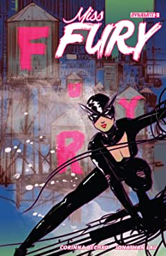 Miss Fury (2016) #3: Digital Exclusive Edition