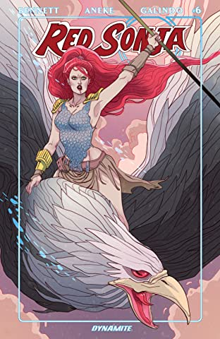 Red Sonja Vol. 3 #6: Digital Exclusive Edition