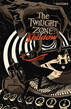 The Twilight Zone/The Shadow #3: Digital Exclusive Edition