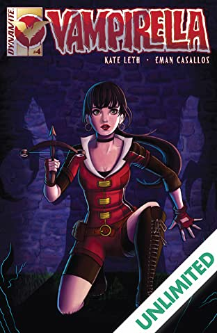Vampirella (2016) #4: Digital Exclusive Edition