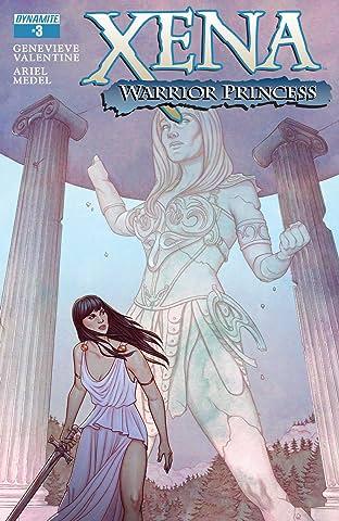 Xena: Warrior Princess (2016) No.3: Digital Exclusive Edition