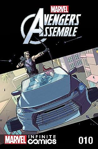 Marvel Universe Avengers Infinite Comic #10