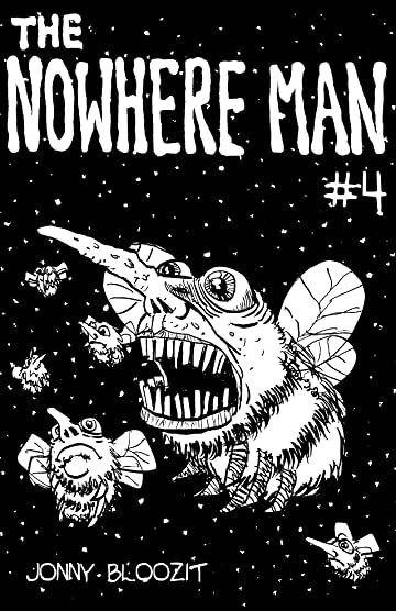 The Nowhere Man #4
