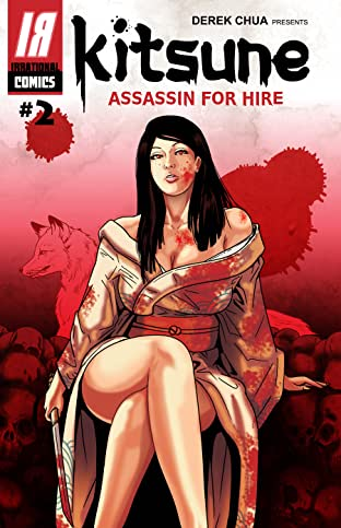 Kitsune: Assassin For Hire #2