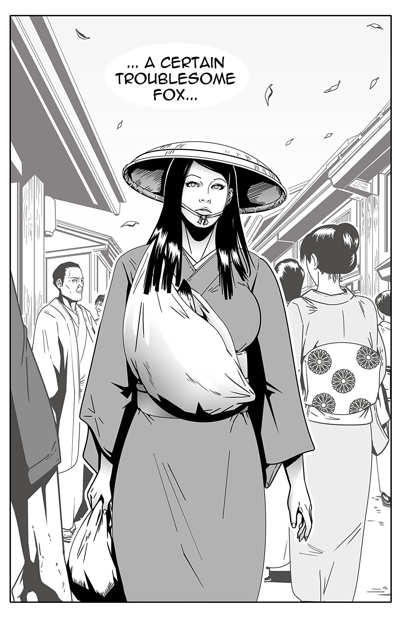 Kitsune: Assassin For Hire #2