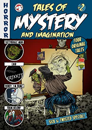 Tales of Mystery and Imagination #2