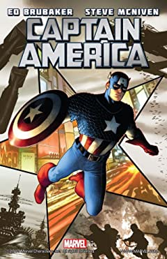 Captain America By Ed Brubaker Tome 1