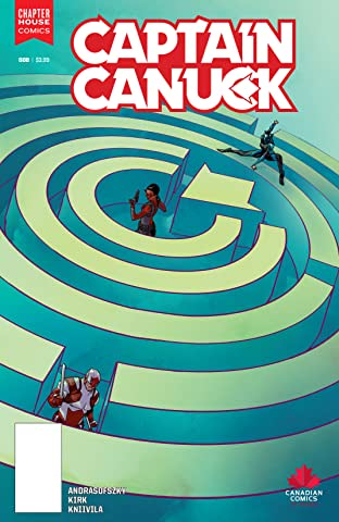 Captain Canuck (2015-) #8