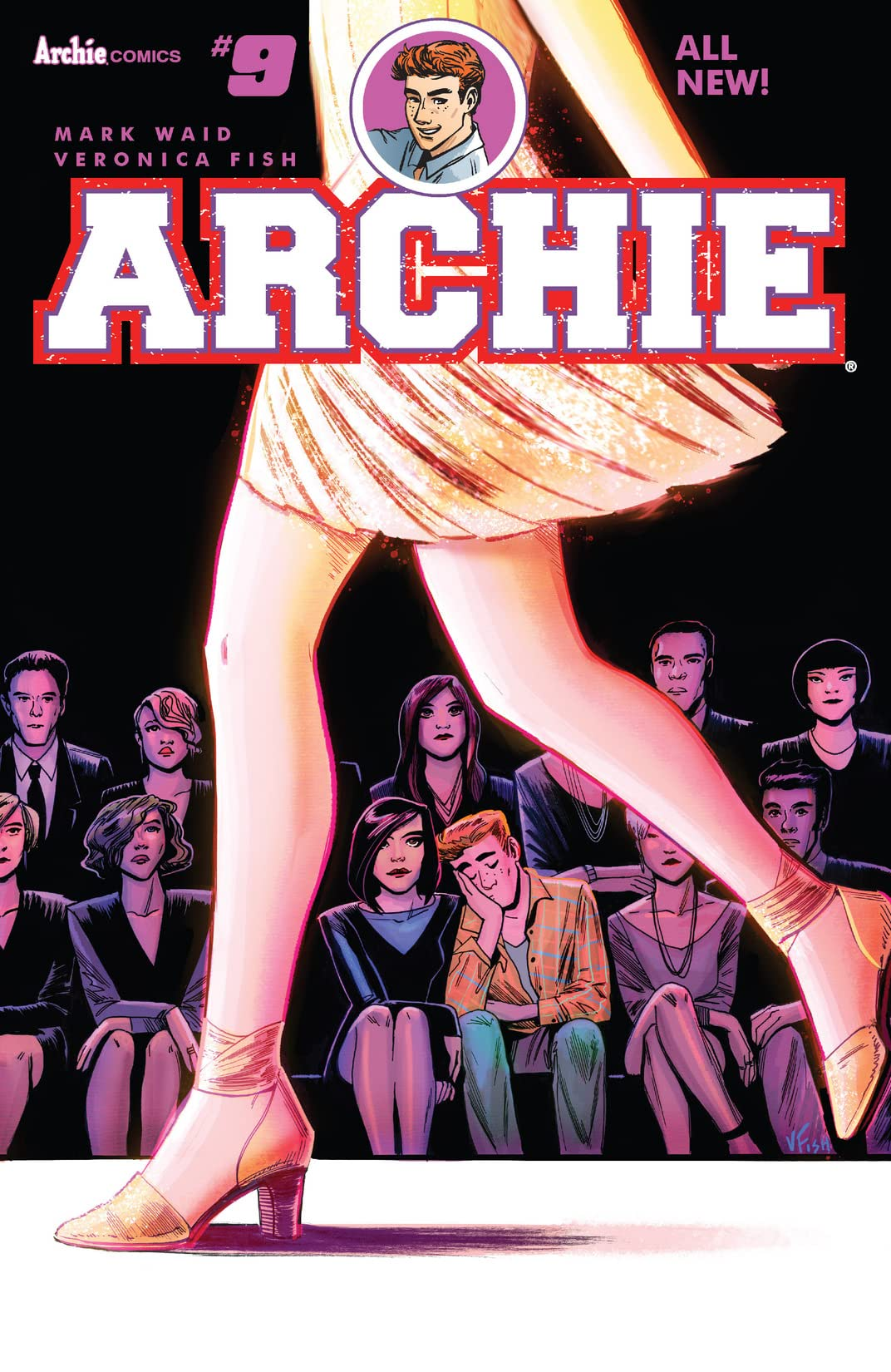 Archie (2015-) #9