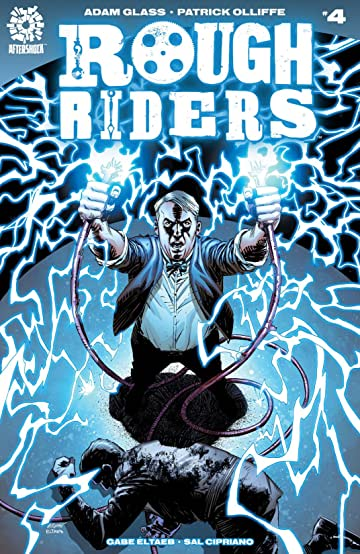 Rough Riders #4
