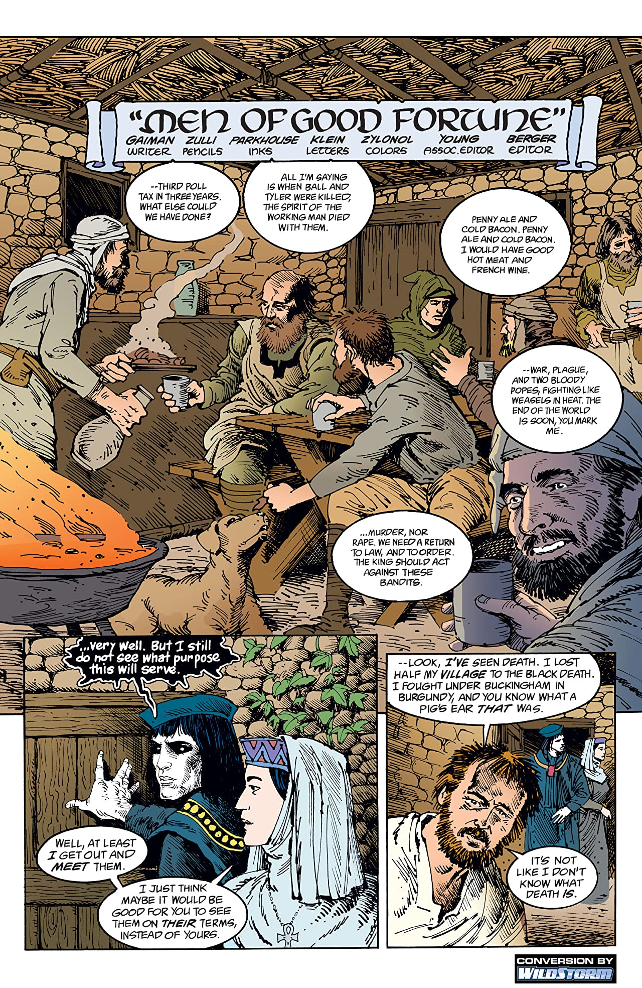 The Sandman #13