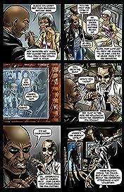 Tales From William F. Nolan's Dark Universe #4