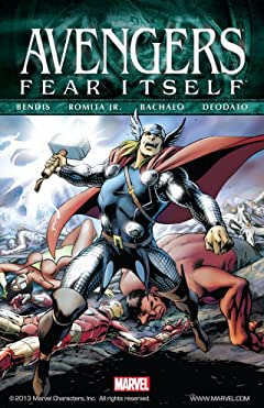 Fear Itself: Avengers