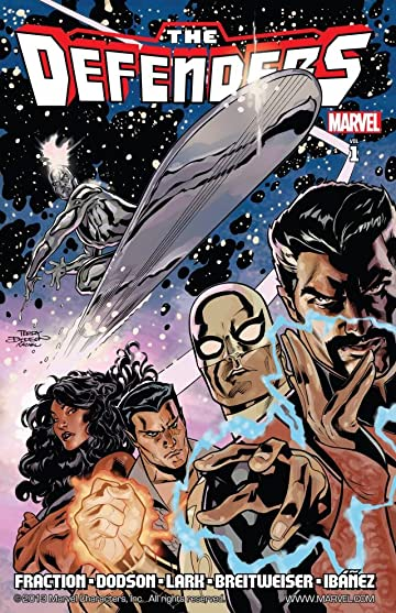 Defenders By Matt Fraction Vol. 1