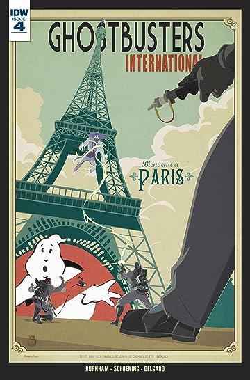 Ghostbusters International #4 (of 4)