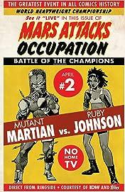 Mars Attacks: Occupation #2 (of 5)