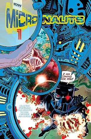 Micronauts (2016-) #1