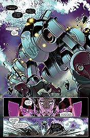 Micronauts (2016-2017) #1