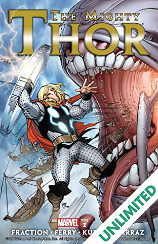 The Mighty Thor By Matt Fraction Vol. 2