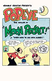 Popeye Classics #45
