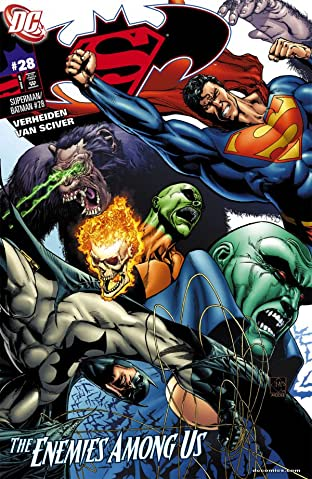 Superman/Batman #28