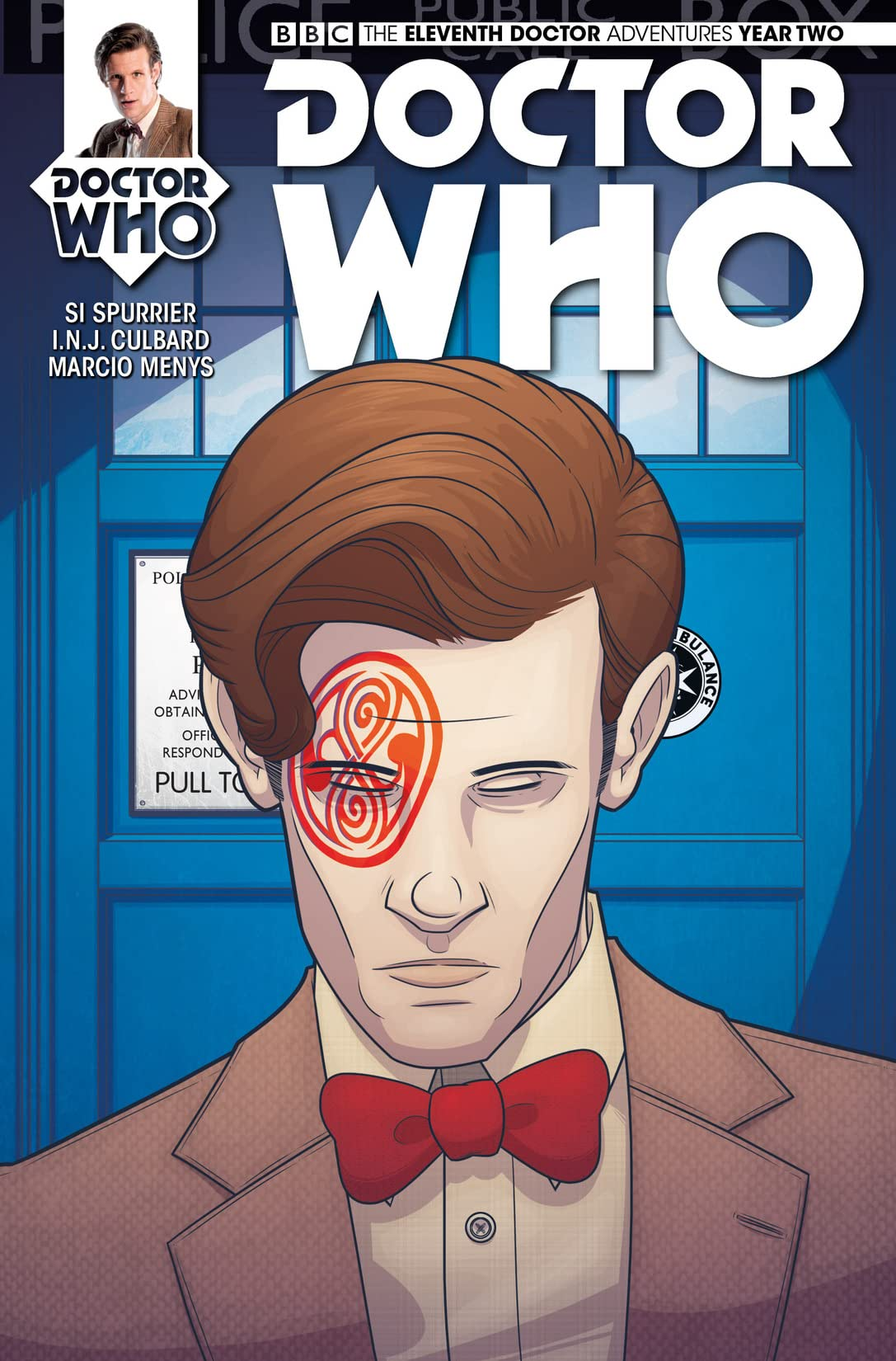Doctor Who: The Eleventh Doctor #2.11