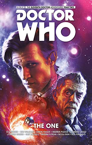 Doctor Who: The Eleventh Doctor Tome 5: The One