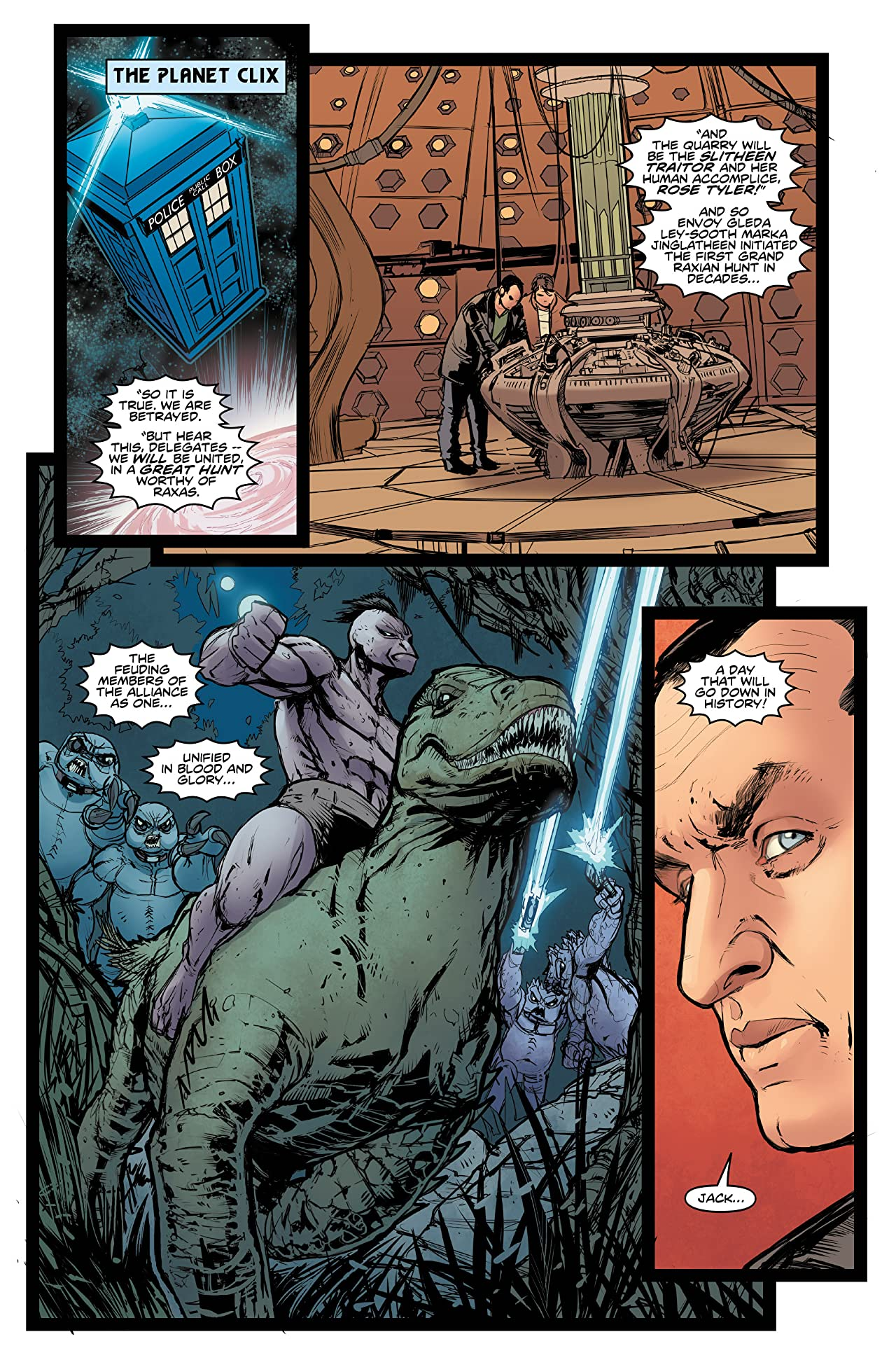 Doctor Who: The Ninth Doctor #2.3