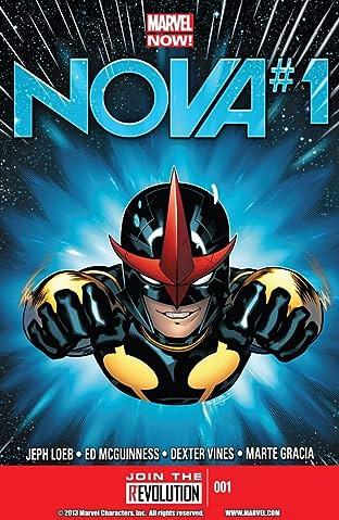 Nova (2013-2015) #1