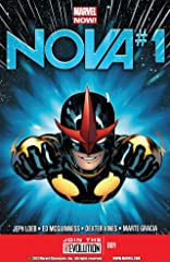 Nova (2013-) #1