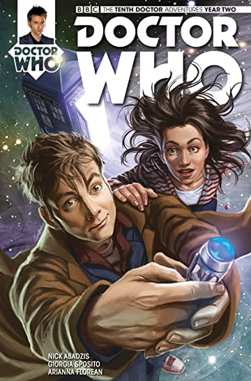 Doctor Who: The Tenth Doctor #2.11