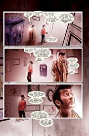 Doctor Who: The Tenth Doctor Archives Vol. 2