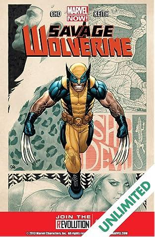 Savage Wolverine #2