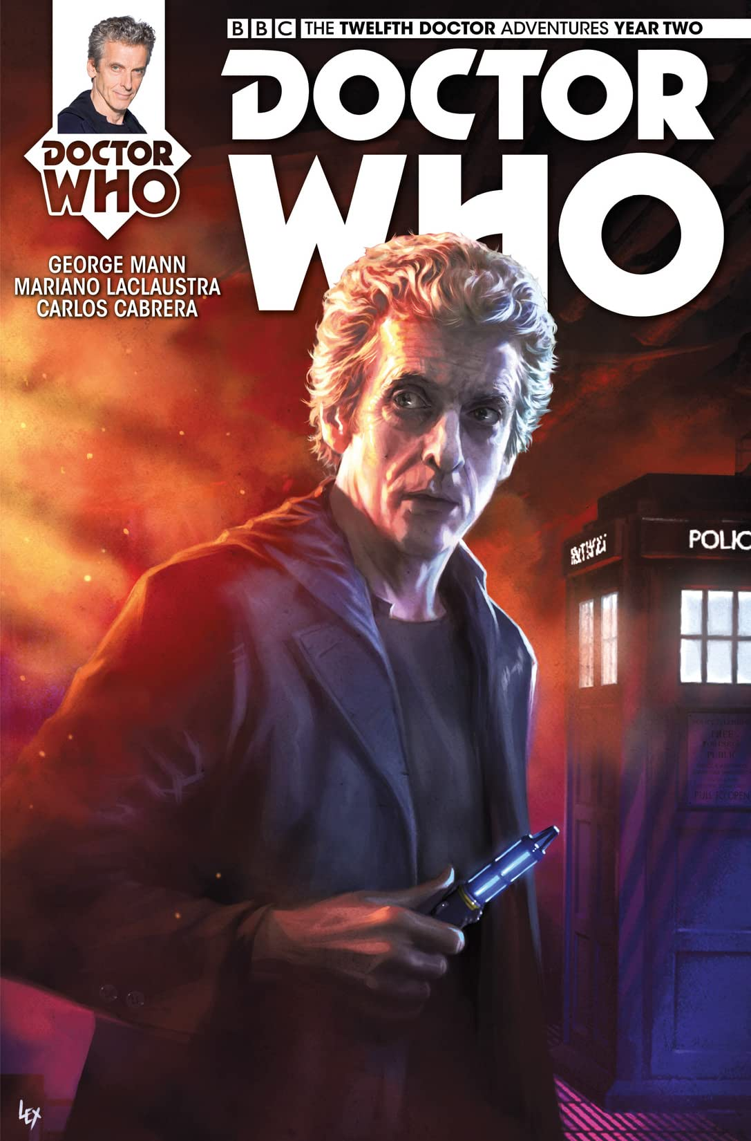 Doctor Who: The Twelfth Doctor #2.7