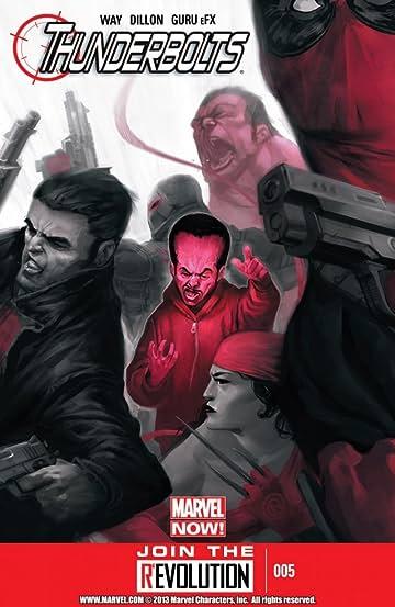 Thunderbolts (2012-2014) #5