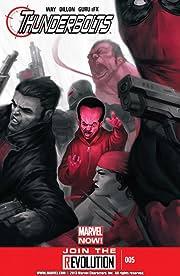 Thunderbolts (2012-) #5