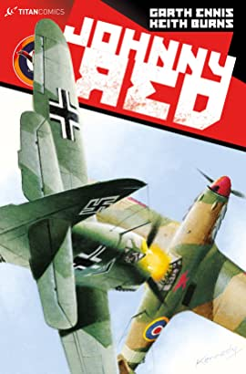Johnny Red #8