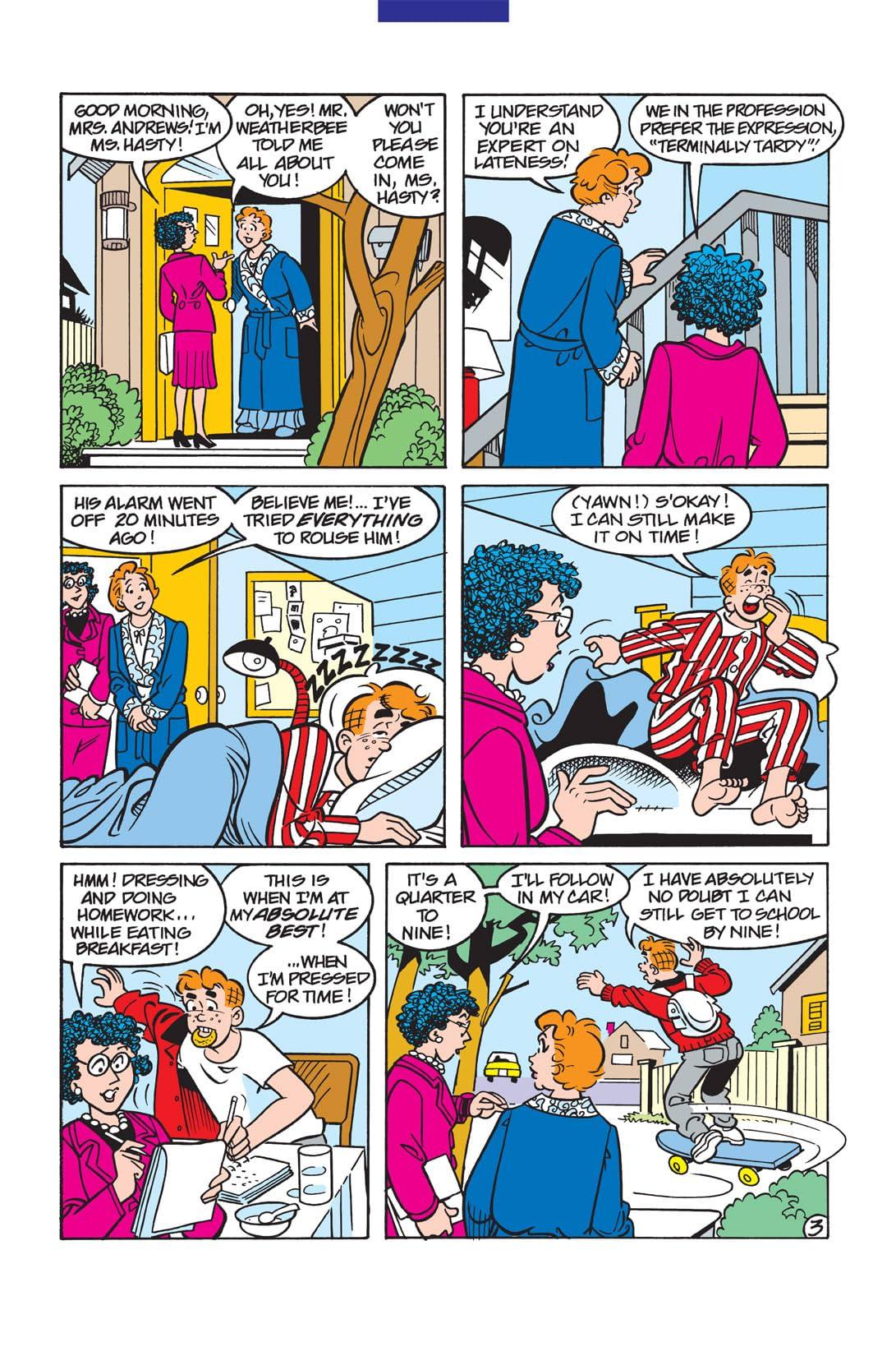 Archie #548