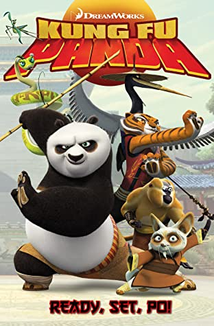 Kung Fu Panda Vol. 1: Ready, Set, Po!
