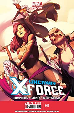 Uncanny X-Force (2013-2014) #2