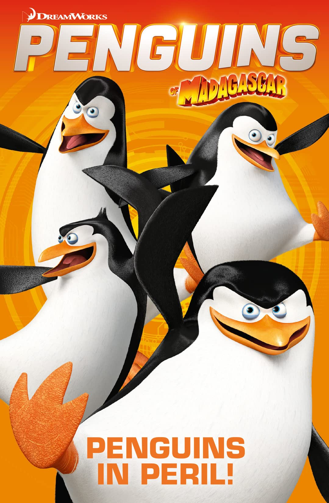Penguins of Madagascar Vol. 3: Penguins in Peril
