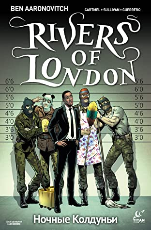 Rivers of London: Night Witch No.4